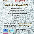Affiche officielle du salon international de caissargues