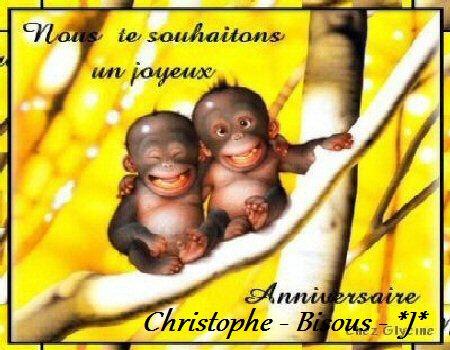 Aniv Christophe 17