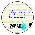 Blog candy chez scrapbuttons !