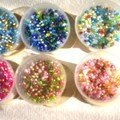 Oqp à faire des mélanges de perles et à leur
