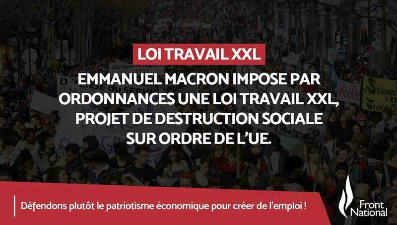Loi Travail XXL 2