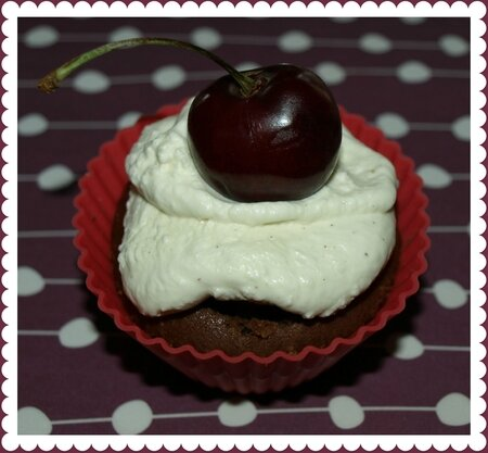 cupcakes foret noire 4