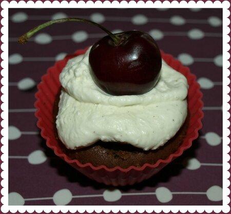 cupcakes foret noire 4