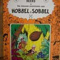 REEKS 4: Les nouvelles aventures de HOBBEL & SOBBEL