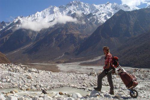 JP et son Sherpatrek dans le Népal