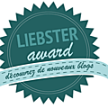 Liebsters awards