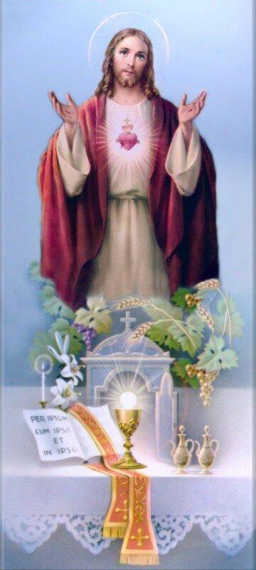 FETE DU SACRE COEUR DE JESUS - Page 2 20358228