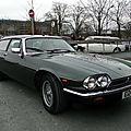 Jaguar lynx eventer xjs v12 estate