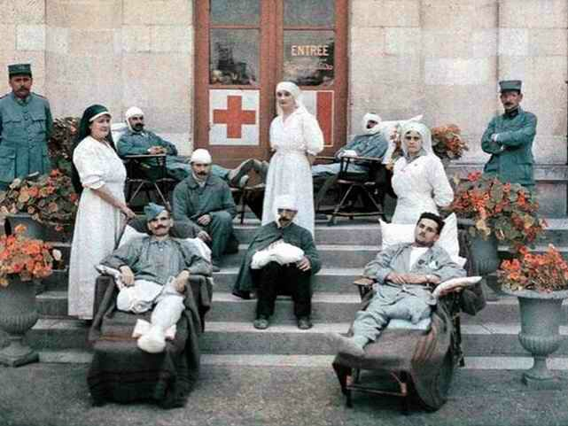 Hopital militaires
