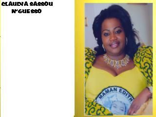Claudia Sassou N'guesso