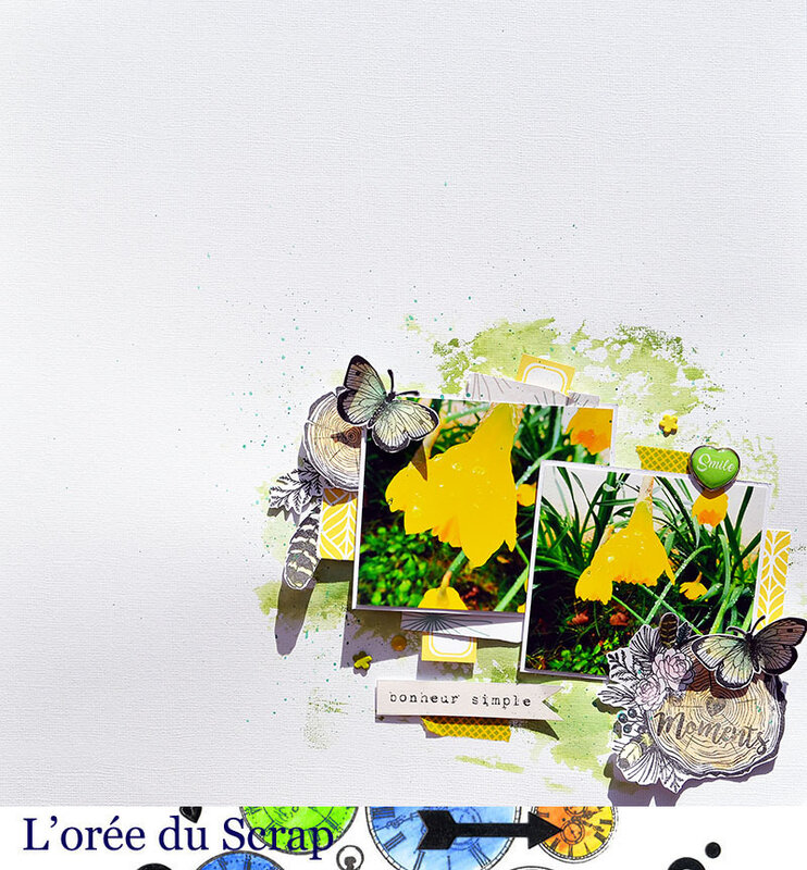 blogorel passion scrapbooking c le printemps