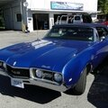 Oldsmobile 442 convertible-1968