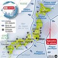 Vendredi 11 mars 2011 - séisme au japon