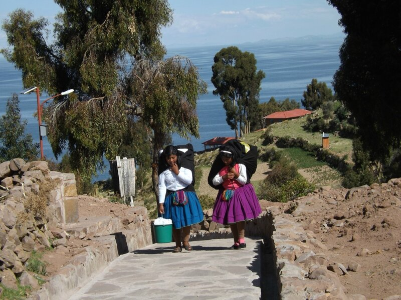Lac Titicaca, 23 & 24 jan (90)