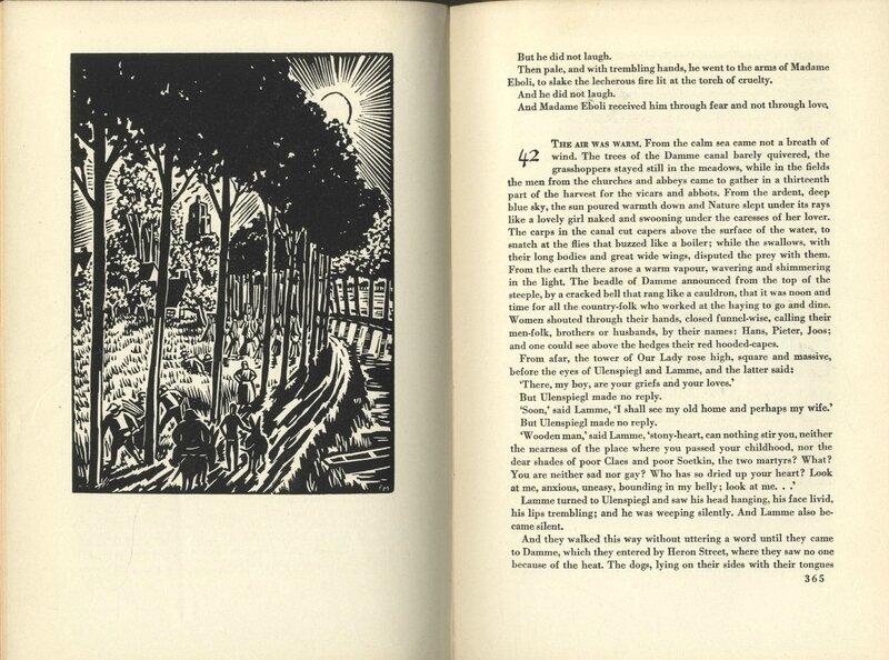 1 Frans Masereel, Till Eulenspiegel