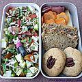 Bento #013: petite salade de légumes d'été