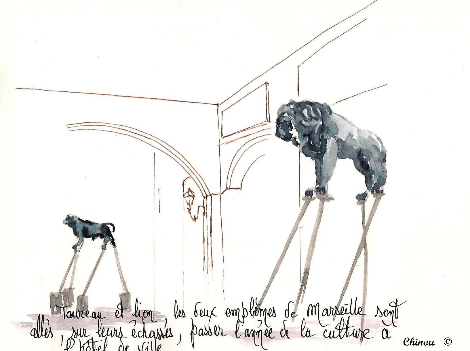 Lion_et_Taureau