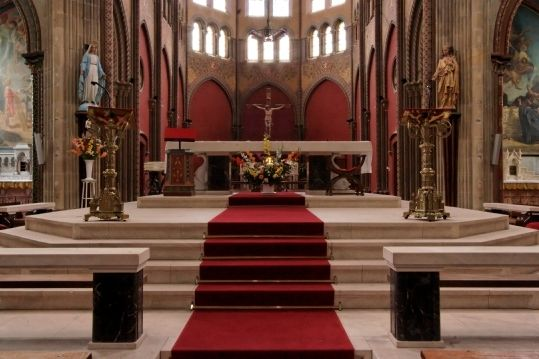 Bayonne église Saint André