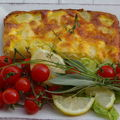 gâteau aux courgettes ,pommes de terre,petits suisse etc ...