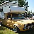 VOLKSWAGEN Caddy pick-up avec cellule camping-car Madine (1)
