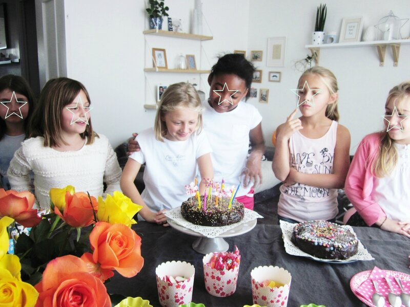 L'anniversaire avec ses copines 2014 5