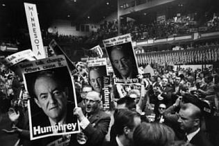 Convention nationale démocrate 1968