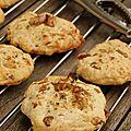 Cookies salés aux saveurs d'automne ...