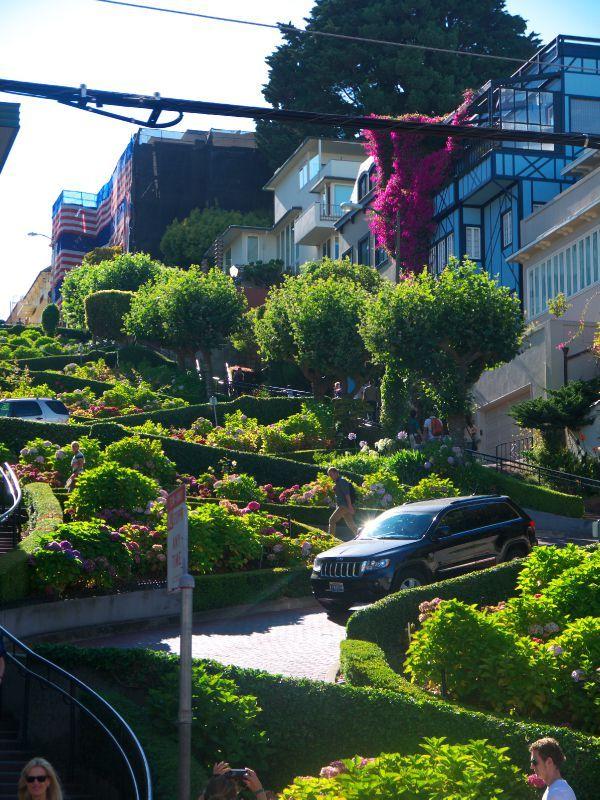 San Francisco Lombard Street 2