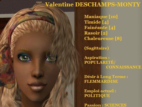 Valentine DESCHAMPS-MONTY