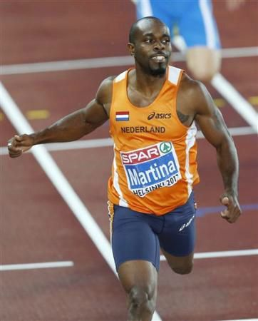 200m Churandy Martina