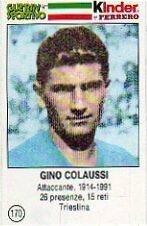 1938 Image Panini Gino Colaussi