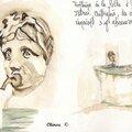Fontaine de la porte d'arles à Istres
