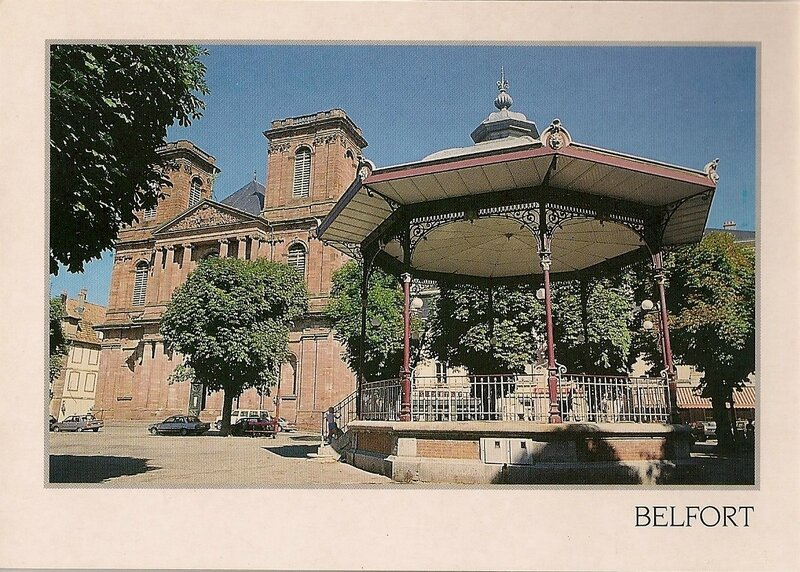 CPM Belfort Kiosque & St Christophe