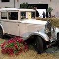 La peugeot 201 type c de 1932 (regiomotoclassica 2010)