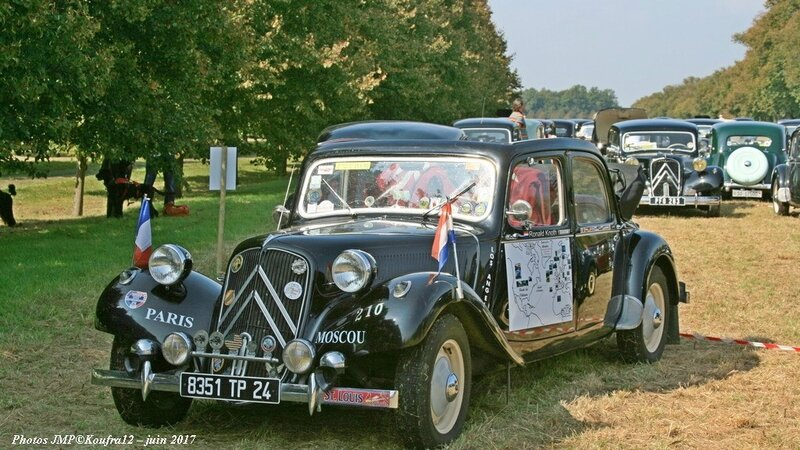 Photos JMP © Koufra12 - Traction avant 80 ans - 00353