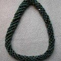 Lattice Rope Necklace