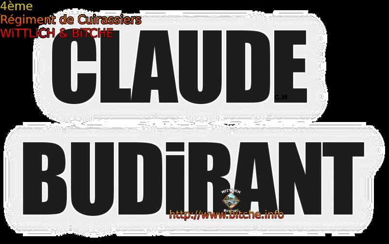 BURiDANT CLAUDE