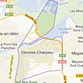 Décines-charpieu : commune grand-lyonnaise de la rive-gauche du rhône