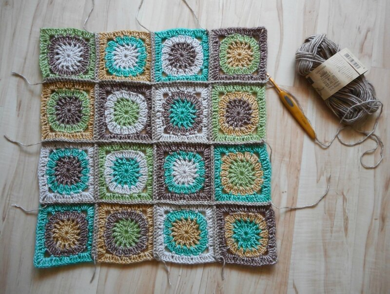 Tropical bag squares
