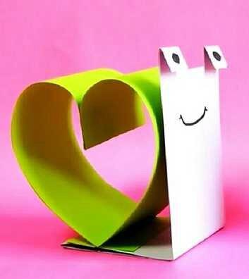 escargot-amour-en-papier