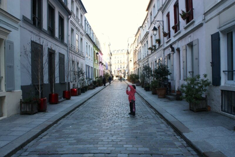 rue Cremieux (Paris 12)