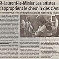 Midi Libre juillet 2012