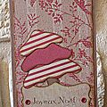 CARTE DE NOEL 2010 GRAINE DE SCRAP