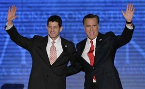 Paul Ryan - Mitt Romney 31aug2012