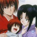 Kenshin,Kaoru%20e%20hijo