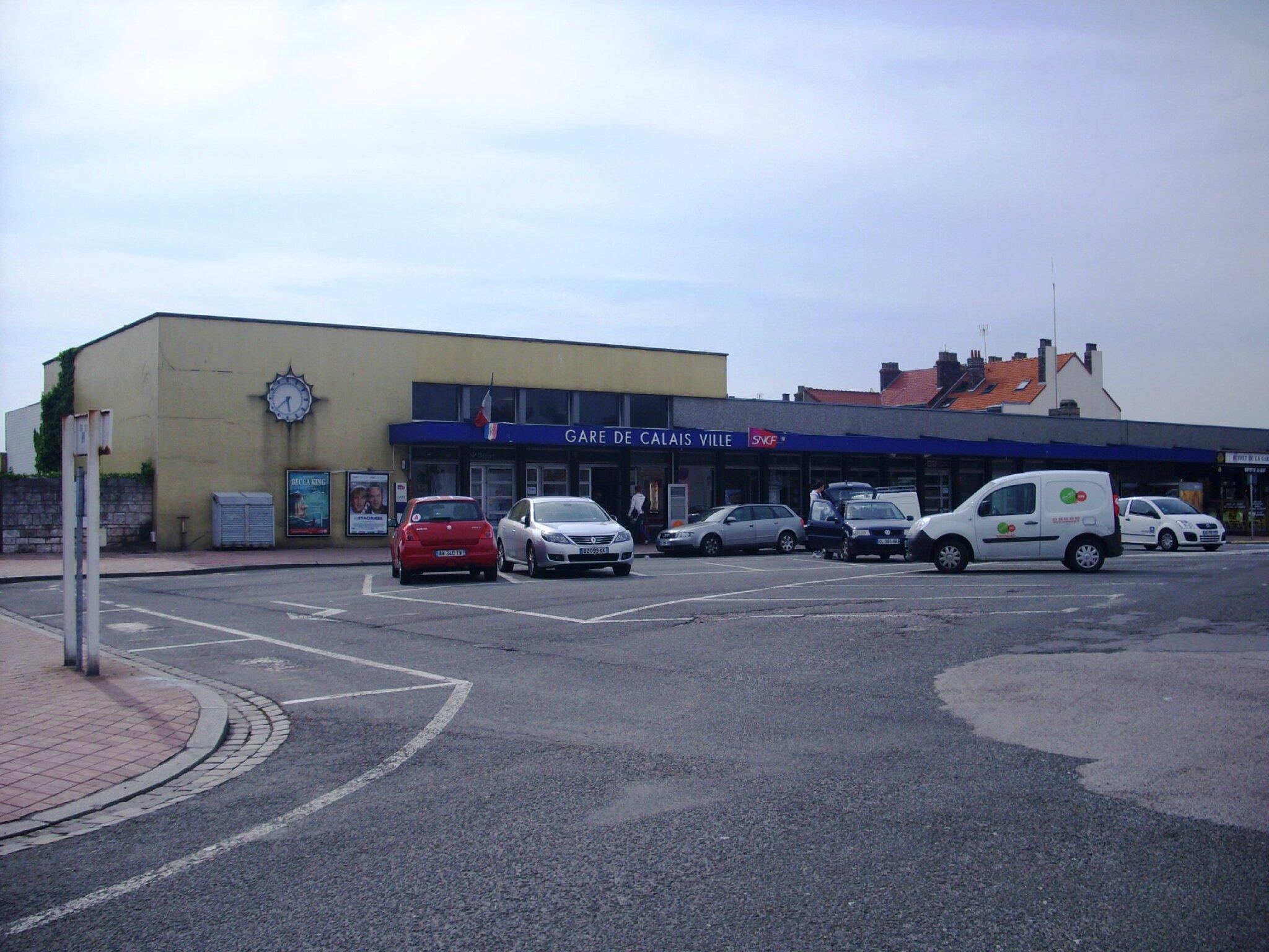 Calais-Ville (Pas-de-Calais - 62)