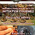 Animation figurines mercredi 5 mars 2014