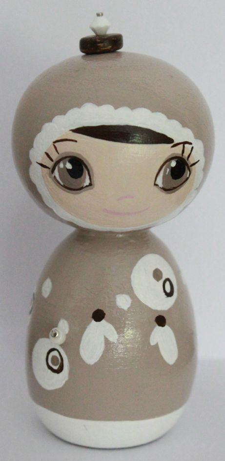 poupée inuit