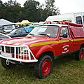 Peugeot 504 pick-up dangel du sdis indre 1985
