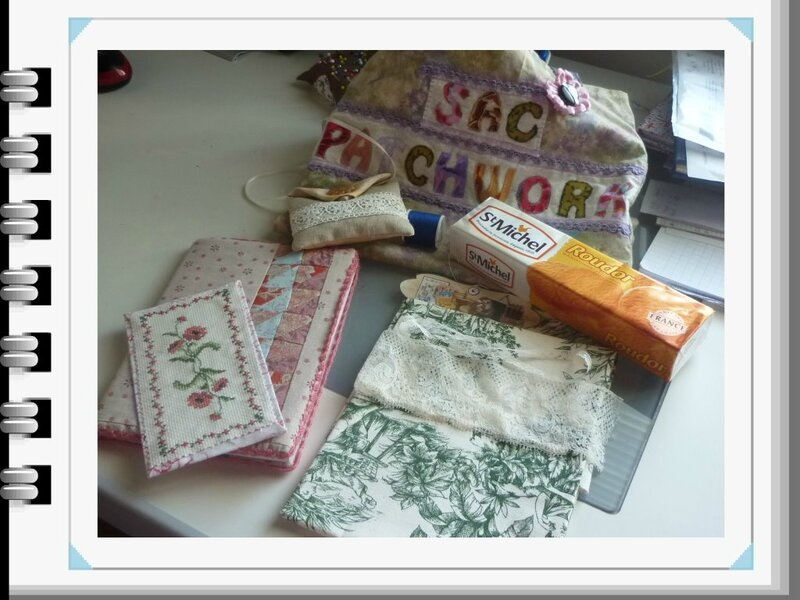 sac patchwork 2eme